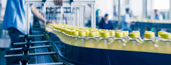 Increased visibility—improved quality control for food