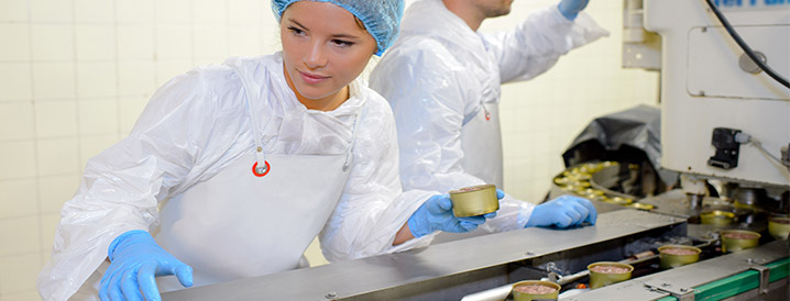 Food & Beverage Quality Control