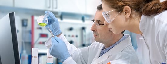 Guidelines in pharmaceutical quality control can be easily monitored with SPC software.